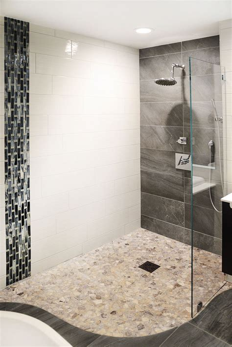 curbless entry walk  showers  bath shop