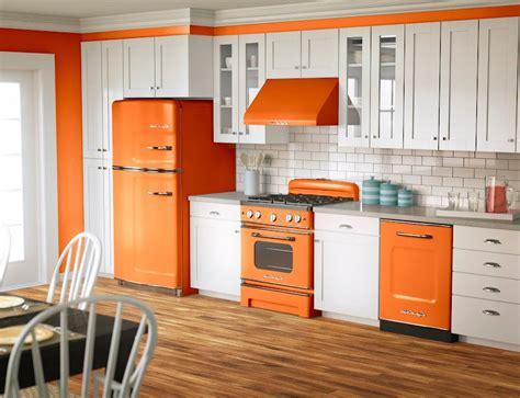 orange kitchen appliances timeout retro appliances the