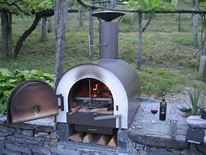 Flammkuchenofen Selber Bauen : bausatz pizzaofen mit grill kunstrasen garten ~ Articles-book.com Haus und Dekorationen