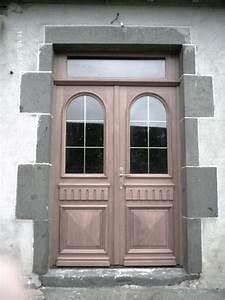 menuiserie maze portes en bois portes sur mesure portes With porte d entrée double vantaux