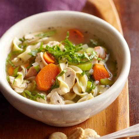 recipe for chicken noodle soup our best chicken soup recipes