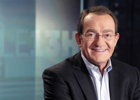 Jeanpierre Pernaut Fête Ses 27 Ans De 13 Heures Et Ses 40