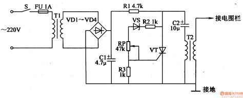 Electric Fence Charger Wiring Diagram Periodic