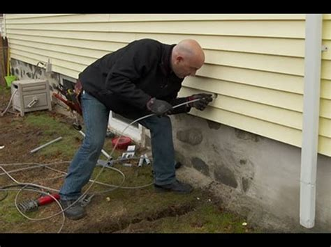 How Run Underground Wiring Garage This Old House