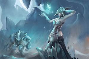 Chillout :: Glacial Malphite and Lissandra