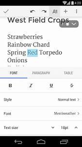 top 10 aplikasi android untuk membantu pekerjaan top With google docs untuk android