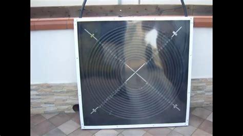pannello solare mini  doccia esterna youtube