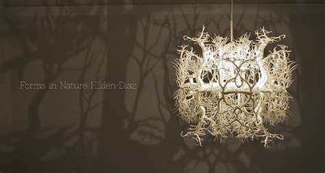 Chandelier Forest by Chandelier Makes A Forest Of Your Dining Room