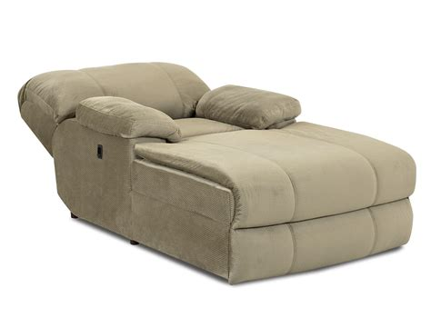 Extra Wide Chaise Lounge by Indoor Oversized Chaise Lounge Kensington Reclining