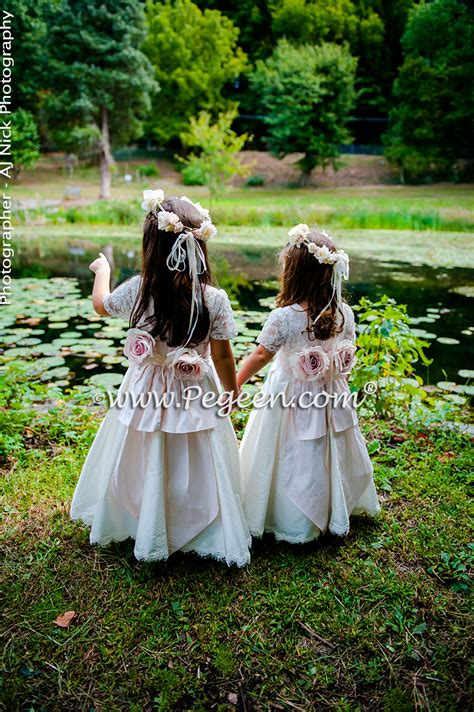 2016 garden wedding flower dresses of the year pegeen