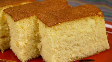 yellow cake recipe best yellow cake recipe how to make easy and quick yellow cake