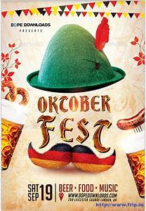 50 Best Oktoberfest Festival Party Flyer Print Templates ...