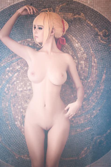 Helly Von Valentine As Saber Nero Fate Extra Hentai Online Porn Manga And Doujinshi