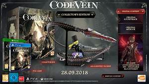 Code Vein Dition Collector