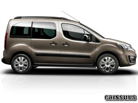 20182019 Citroen Berlingo  The Second Restyling Of The