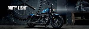2016 Forty-Eight 2 Inspiration Gallery Harley-Davidson USA