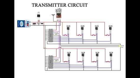 How Make Channel Mhz Transmitter Receiver