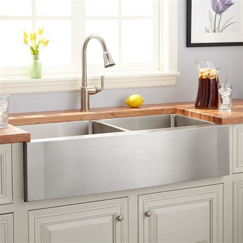 farmhouse faucet kitchen 30 beautiful top mount farmhouse sink