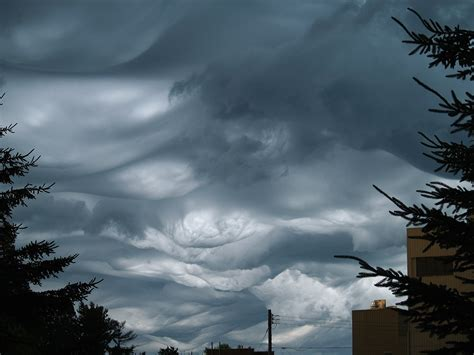 The Amateur Cloud Society That (sort Of) Rattled The