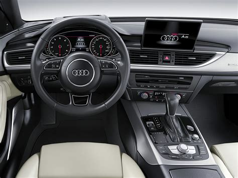 Audi A6 2017 Interior by New 2017 Audi A6 Price Photos Reviews Safety Ratings