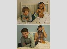 Two Brothers ReCreate Childhood Photos As A Priceless