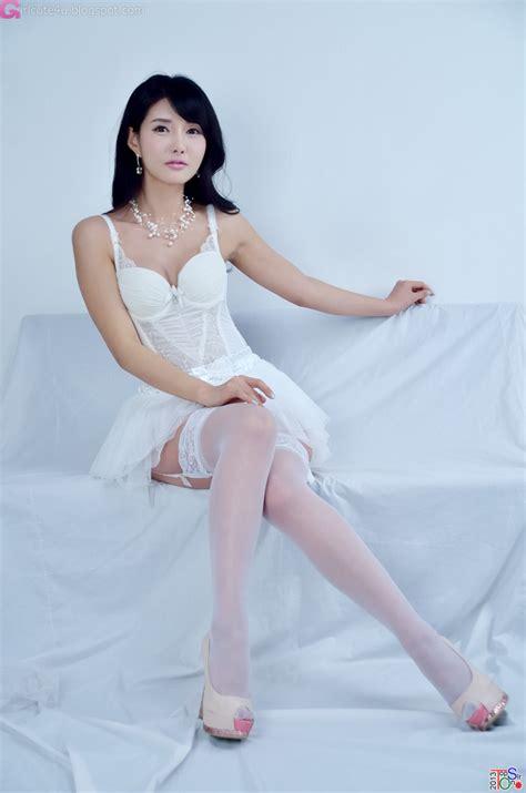 Cha Sun Hwa Sexy White Cute Girl Asian Girl Korean Girl Japanese Girl Chinese Girl