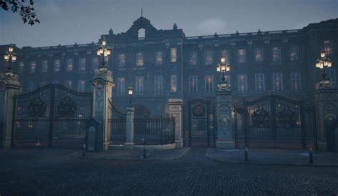 artstation assassins creed syndicate buckingham palace