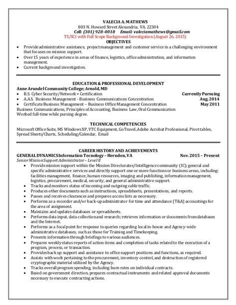 vamathews resume objective 09222016