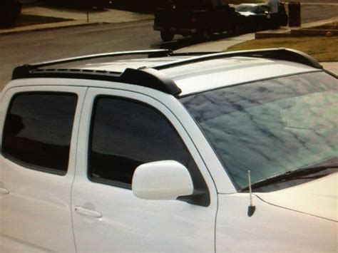 Toyota Roof Rack by Toyota Tacoma Factory Roof Rack 2005 2013 Cab