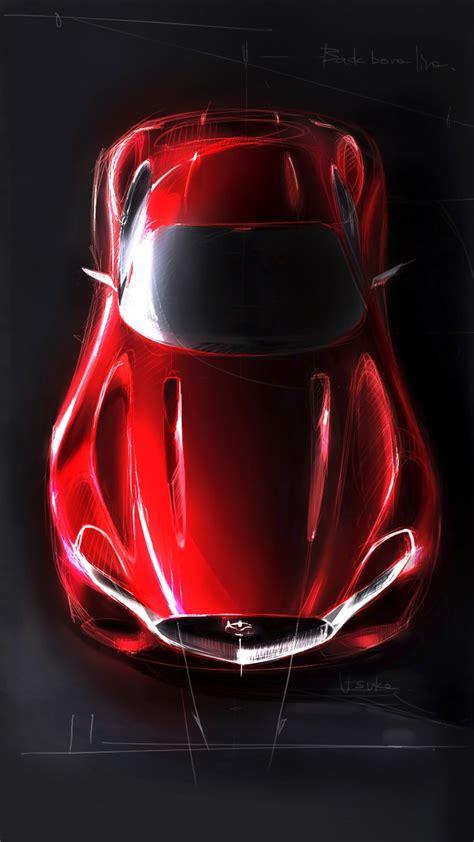 mazda rx vision car design award mazda