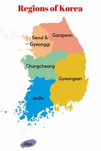 Does South Korea have different Korean dialects? - Quora