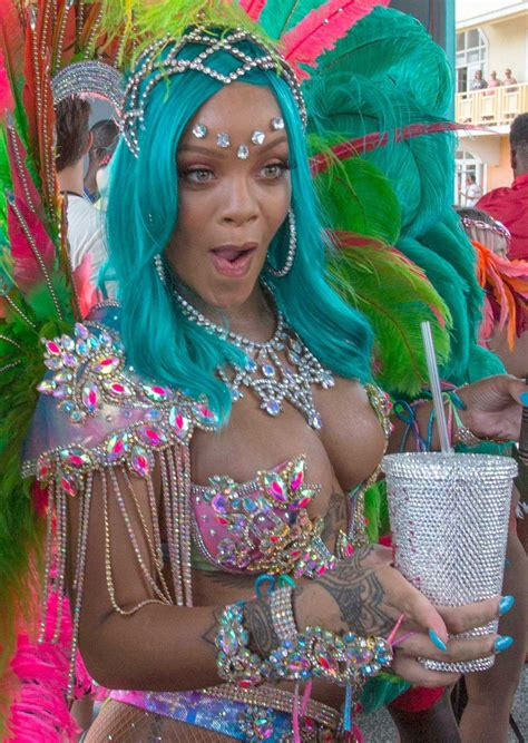 Rihanna-Carnival-Barbados-13 - SAWFIRST | Hot Celebrity Pictures