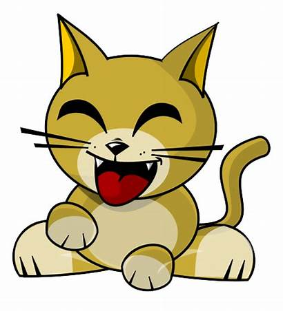 Cat Clip Clipart Funny Cats Dog Silly