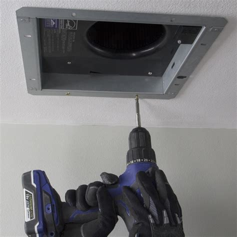replace bathroom exhaust fan between floors 4 1 2 square junction box 4 free engine image for user