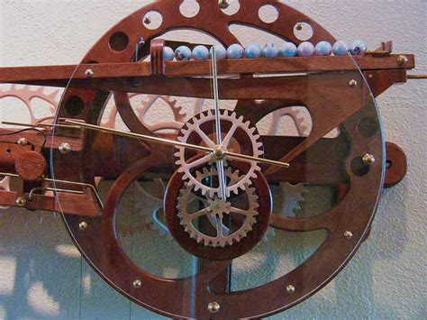 pdf diy easy wooden clock free simple wooden gear clock plans woodworking