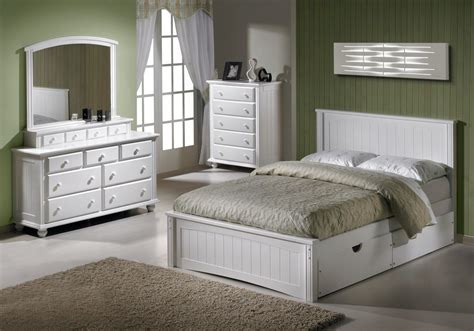 Decorating With Ikea White Bedroom Furniture