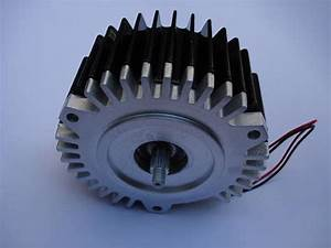3 Kw Bldc Motor With Controller  Speed  3000 Rpm  Voltage