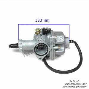 Pz27 Carburetor Manual Choke Db