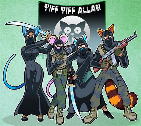 Furry Isis By Curtsibling On Deviantart