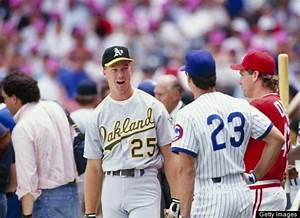 Mark Mcgwire U0026 Steroids Photos Over The Years Sd Yankee