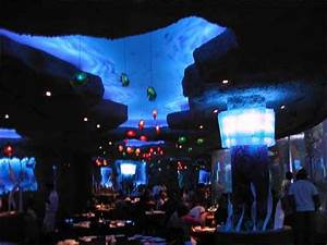 Opry Mills Aquarium Restaurant in Nashville pjwebgraphics