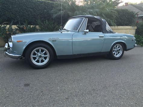 1969 Datsun Roadster For Sale by 1969 Datsun 1600 Roadster For Sale