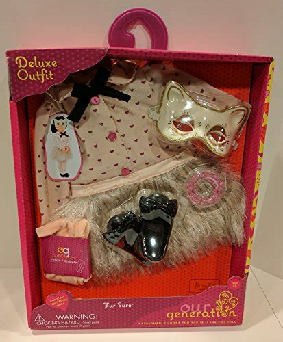 generation fur  outfit  doll clothes cat fashion