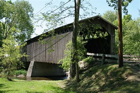 covered bridge cedarburg wisconsin wikipedia