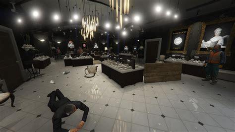 Jewelry Store Robbery [playable] Gta5modscom