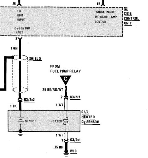 Oxygen Sensor Lambda Voltage Testing Mercedes