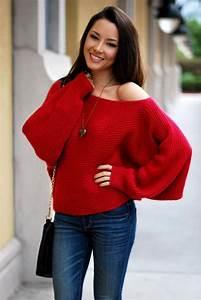 5 Ideas on How to Wear Oversized Sweaters u2013 Glam Radar