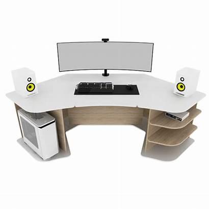 Desk Gaming R2 Desks Prospec Gamer Escritorio