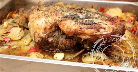 cuisiner gigot d agneau gigot d agneau de 7 heures en 4 recette par ladymilonguera