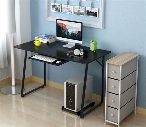 Computer Desk For Office Use by Buy Soges Computer Desk 47 Quot Pc Desk Office Desk With